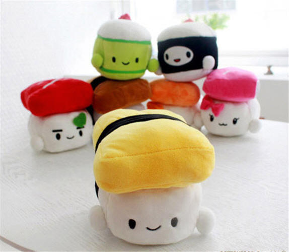 6 Quot Sushi Japan Plush Pillow Cushion Doll From Cupidgift On