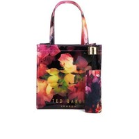 TED BAKER-Angelio Technicolor Umbrella Icon floral Tote Bag