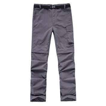 Sports Casual Camping Outdoors Men Pants [8941045767]