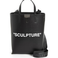 Off-White Medium New Sculpture Leather Tote | Nordstrom