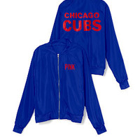 Chicago Cubs Varsity Jacket - PINK - Victoria's Secret