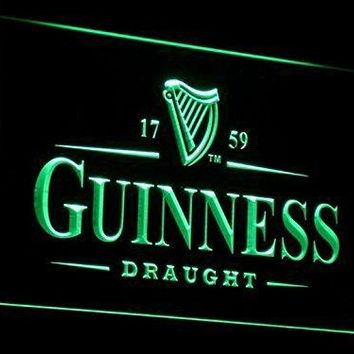 Guinness Vintages Beer Bar LED Neon Sign Man Cave A002-G
