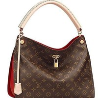 Authentic Louis Vuitton Monogram Gaia Shoulder Handbag Article:M41726 Epice Made in France  Louis Vuitton Bag
