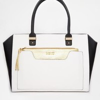 Lipsy | Lipsy Front Pocket Clutch Tote at ASOS