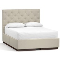 Lorraine Low Storage Bed