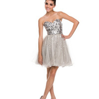 PRIMA Glitz GZ1445 Cocktail Dress - Homecoming