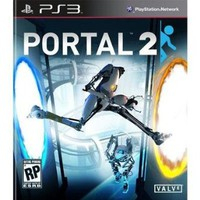New Electronic Arts Portal 2 Puzzle Game Multiplayer Extensive Single Player Supports Ps3