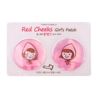 TONYMOLY Red Cheeks Girl's Mask