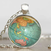 The 'Globe' Pendant Necklace
