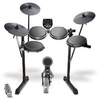 "Alesis DM6 USB Kit Five-Piece Compact Beginner Electronic Drum Set with 8"" Snare, 8"" Toms, and 12"" Cymbals"