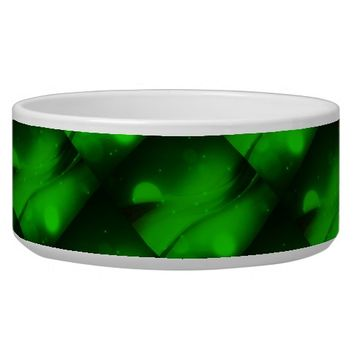 Emerald Wave Bowl
