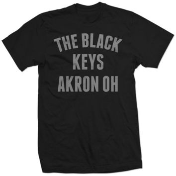 the BLACK KEYS akron ohio band rock and roll indie el camino lp live SHIRT