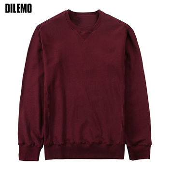 2017 Fashion Hoodies Men Solid Color Sweatshirt Men High quality Cotton Mens Hoodies And Sweatshirts Casual Mens Clothing M-5XL