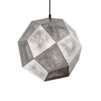 Etch Shade Pendant - Silver - Reproduction | GFURN