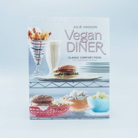 Vegan Diner by Julie Hasson - The Herbivore Clothing Co.