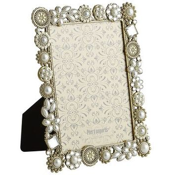Gold & Pearl Frame