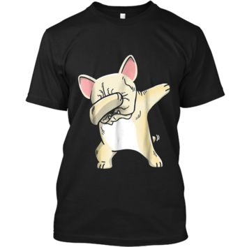 Frenchie Dabbing  French Bulldog Kids Clothes Custom Ultra Cotton