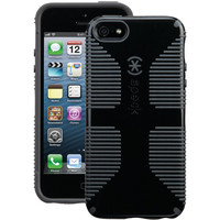 Speck Spk-A0483 Iphone(R) 5/5S Candyshell(R) Grip Case (Black/Slate)