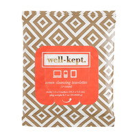 J.Crew Womens Well-Kept Screen Cleansing Towelettes