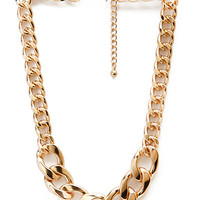 Too Tough Chain Choker