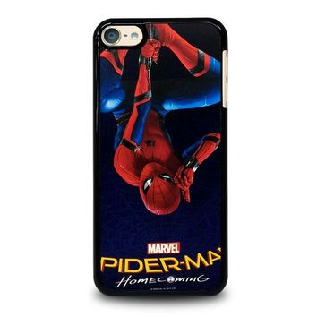 HOMECOMING SPIDERMAN iPod Touch 6 Case Cover