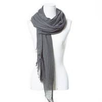 WRINKLED EFFECT SCARF - Scarves - Accessories - Woman | ZARA Canada