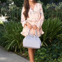 The Sweetest Thing Medium Satchel in Lavender Love