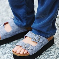 Sixty Seven Womens Thermae Footbed