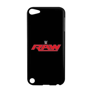 Wwe Raw Logo  iPod Touch 5 Case
