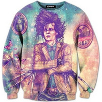 Edward Scissorhands Crewneck