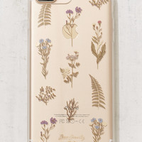 Zero Gravity Wildflowers iPhone 7 Plus Case | Urban Outfitters