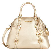 MICHAEL Michael Kors Handbag, Bedford Bowling Satchel - Handbags & Accessories - Macy's
