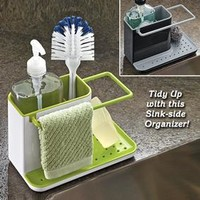 Tidy Sink Caddy @ Fresh Finds