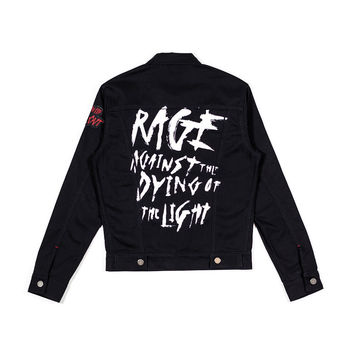 RAGE DENIM JACKET