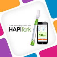 HAPIfork Bluetooth®-Enabled Smart Fork