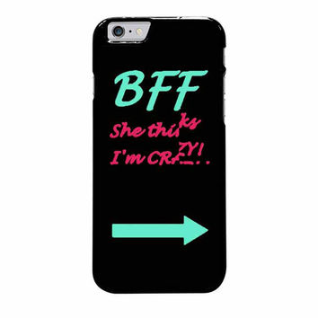 best friend bff couple cases left iphone 6 plus 6s plus 4 4s 5 5s 5c cases