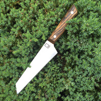 K-tip Petty Kitchen Knife with Bocote handle