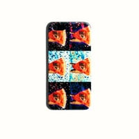 Pizza Cat In Space Meme Hard Case iPhone 4 4s, 5/5s, 5c and new iPhone 6