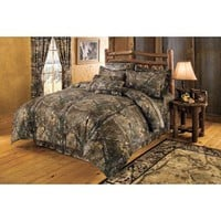 Cabela's Grand River Lodge™ 10-Piece Camo Bedding Set – Realtree XTRA® : Cabela's