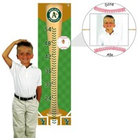 MLB Oakland Athletics Growth Chart