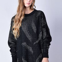 ECH Vintage Black Magic Sweater