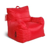 American Furniture Alliance Jr. Fx Big Maxx Bean Bag, Medium, Red
