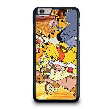 WINNIE THE POOH AND FRIENDS Disney iPhone 6 / 6S Plus Case Cover