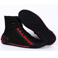 One-nice™ GUCCI Women Men Flats Sneakers Sport Shoes Boots Shoes I