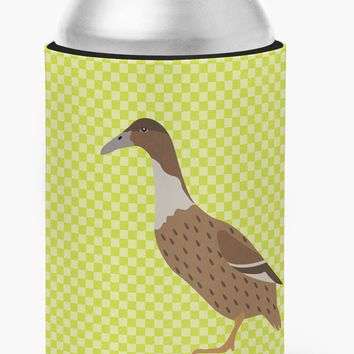 Dutch Hook Bill Duck Green Can or Bottle Hugger BB7687CC