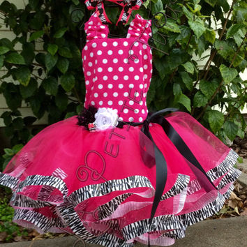 ribbon edge tutu dress with mouse ear clips, birthday bash outfit, cake smash, custom handmade, dress up costume, photo prop, ribbon edge