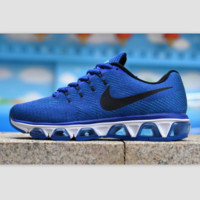NIKE Women Men Running Sport Casual Shoes Sneakers Royal Blue