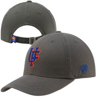 Top of the World Florida Gators Vault Crew Adjustable Hat - Gray