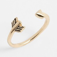 South Sun 'Arrow' Midi Ring | Nordstrom