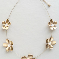 Spring Forest Wedding Necklace